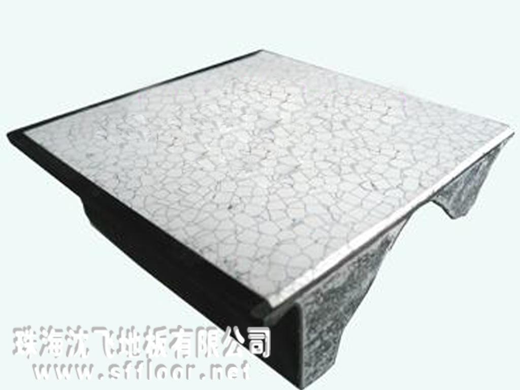 pvc防静电高架活动地板